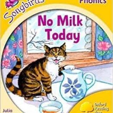Songbirds Phonics Stage 5 - No Milk Today