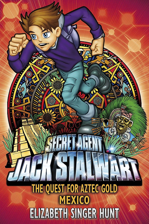 Jack Stalwart - The Quest for Aztec Gold: Mexico