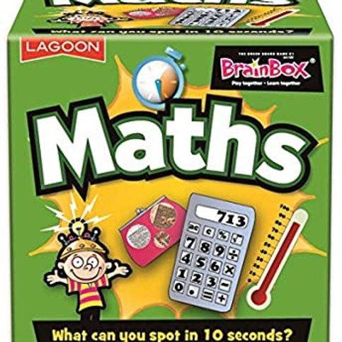 Mini Brainbox - Maths