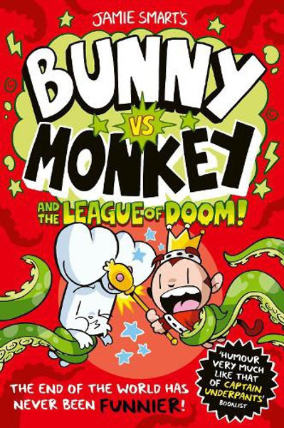Bunny vs Monkey and the League of Doom