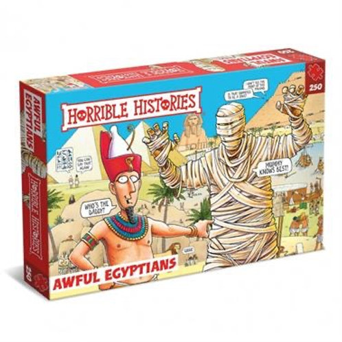 Horrible Histories Jigsaw - Awful Egyptians