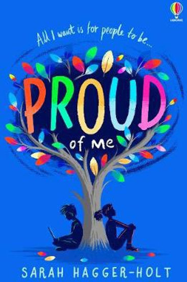 Proud of Me by Sarah Hagger-Holt