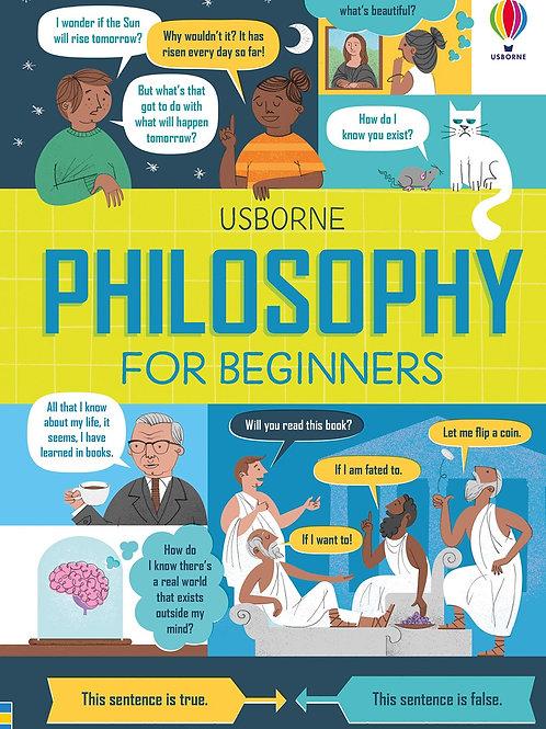 Usborne Philosophy for Beginners