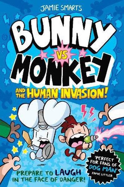 Bunny vs Monkey and the Hunan Invasion