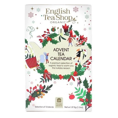 English Tea Shop - Advent Tea Calendar