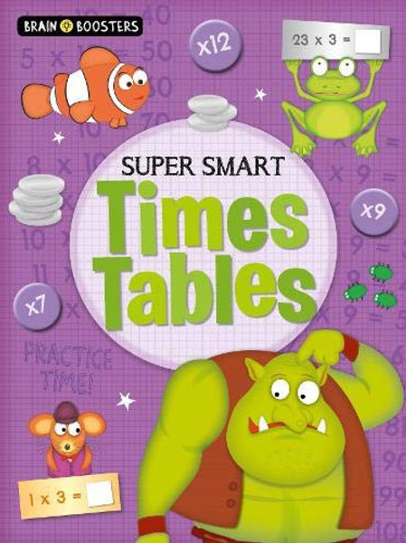 Super Smart Times Tables Puzzles
