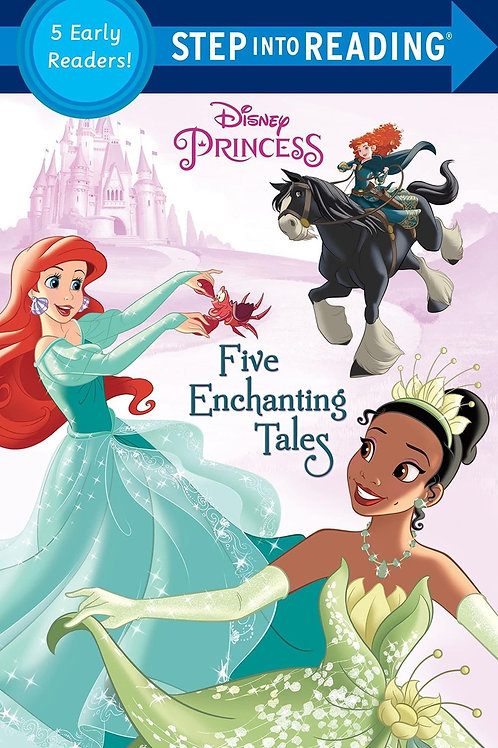 Step into Reading - Five Enchanting Tales