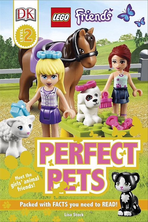 LEGO® Friends Perfect Pets (DK Readers Level 2)