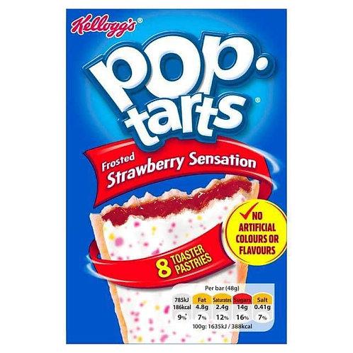 Pop-Tarts Strawberry Sensation