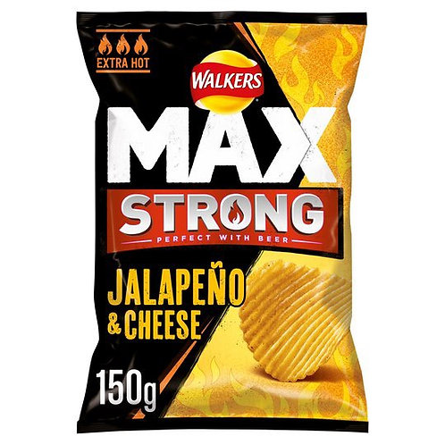 Max String Jalapeño & Cheese Grab Bag