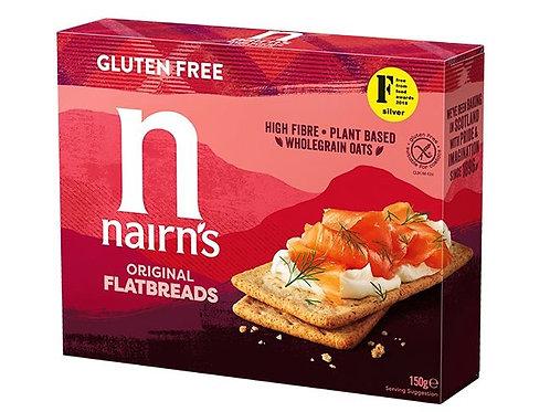 Nairn's Gluten Free Flatbreads