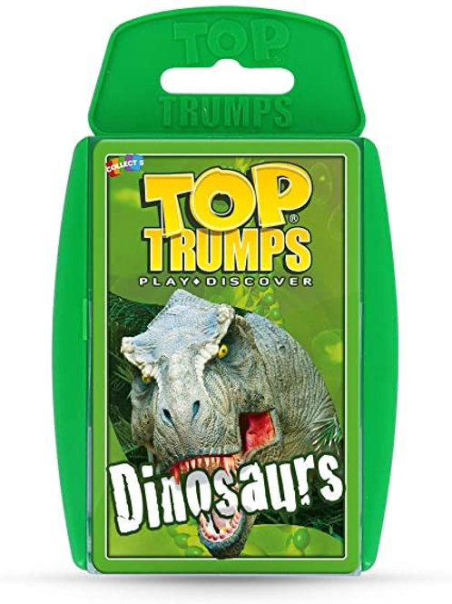 Top Trumps - Dinosaur