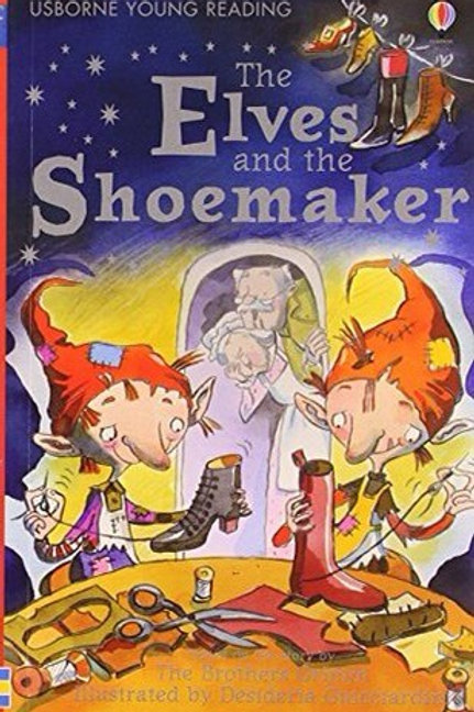 The Elves and the Shoemaker (Usborne Young Reading: Series One - Red Band)