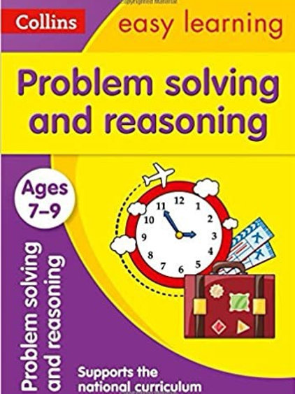 Collins Easy Learning - Problem Solving and Reasoning (Ages 7-9)