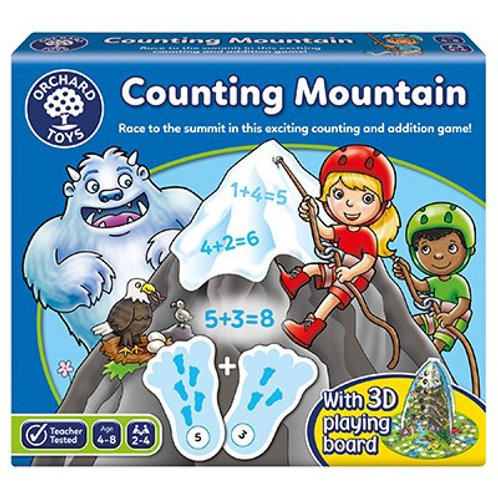 Counting Mountain Game (Orchard Toys)