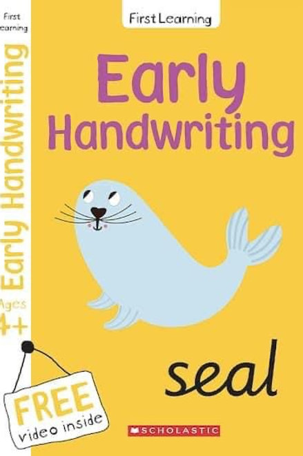 Early Handwriting - Ages 4+