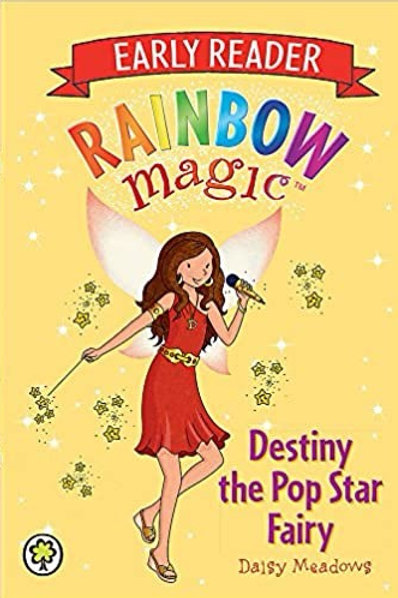 Destiny the Pop Star Fairy (Rainbow Magic Early Reader)