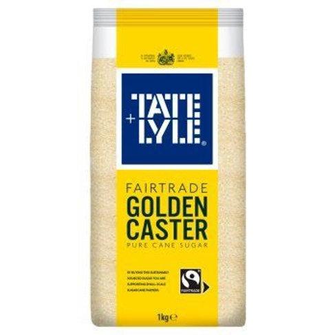 Tate & Lyle Golden Caster Pure Cane Sugar
