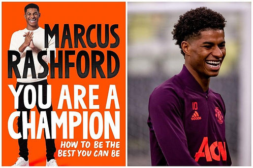 You Are a Champion: How to Be the Best You Can Be by Marcus Rashford