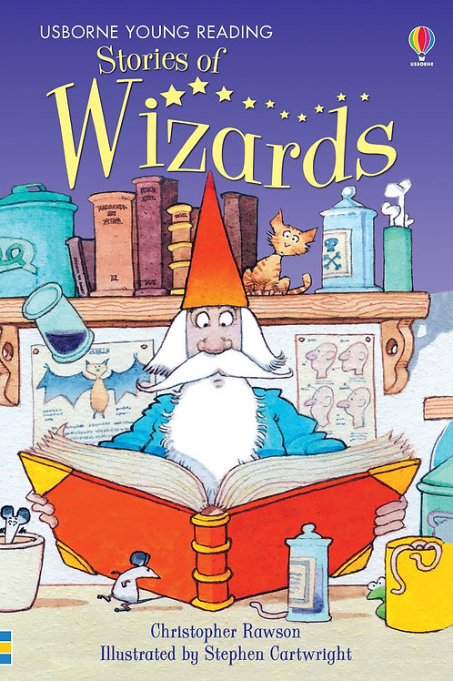Stories of Wizards (Usborne Young Reading Series 1)