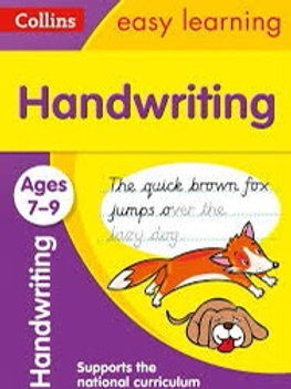 Collins Easy Learning - Handwriting (Ages 7-9)
