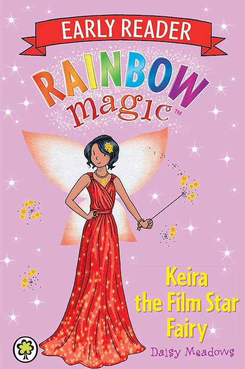 Keira the Film Star Fairy (Rainbow Magic Early Reader)