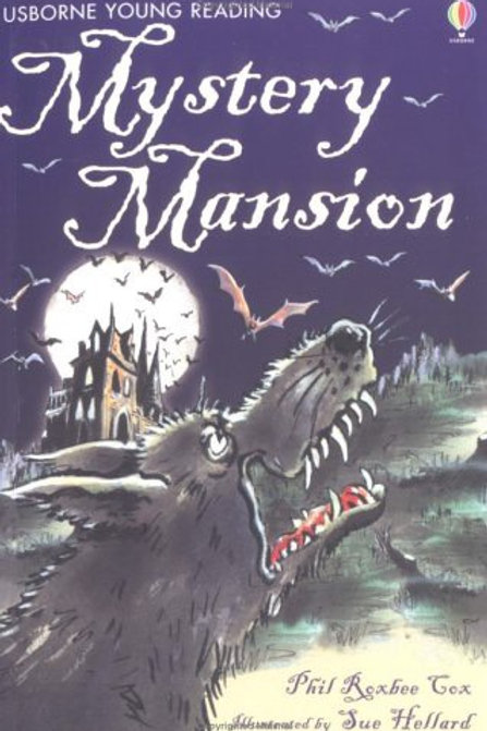 Mystery Mansion - Usborne Young Reading: Series Two