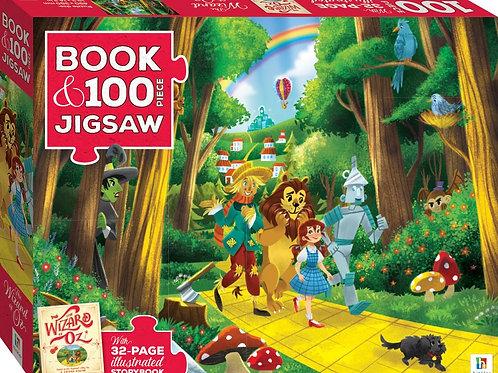 Book & Jigsaw - The Wizard of Oz