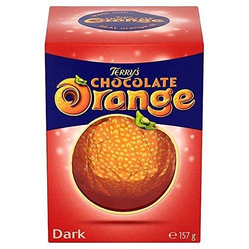 Terry's Dark Chocolate Orange Dark