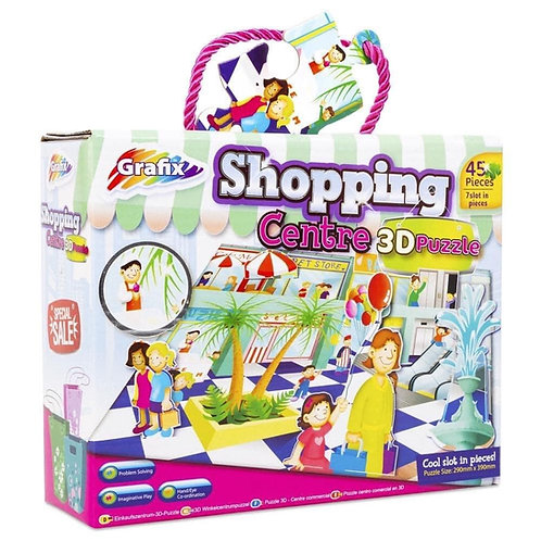 My First 3D Shopping Puzzle