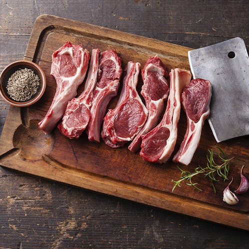 Lamb Loin Chops (BBQ Pre-Order )