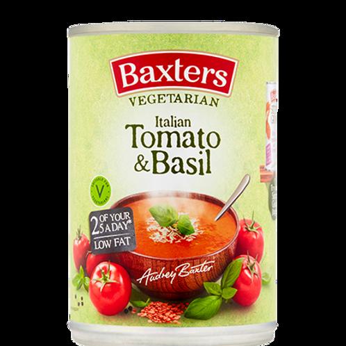 Baxters Italian Tomato & Basil Soup