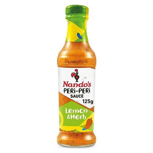 Nando's Peri-Peri Sauce Lemon and Herb Extra Mild