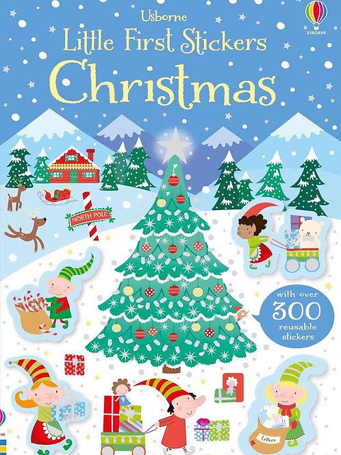 Little First Sticker - Christmas