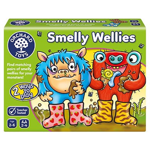 Smelly Wellies Game (Orchard Toys)
