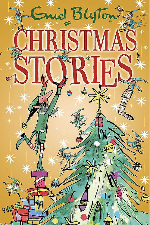 Christmas Stories by Enid Blyton