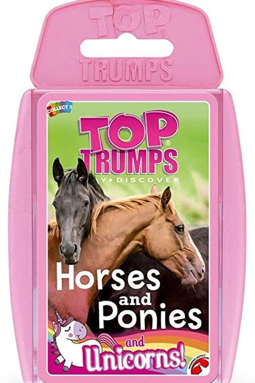 Top Trumps - Horses, Ponies & Unicorns