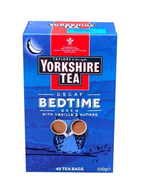 Yorkshire Tea - Decaf Bedtime Brew
