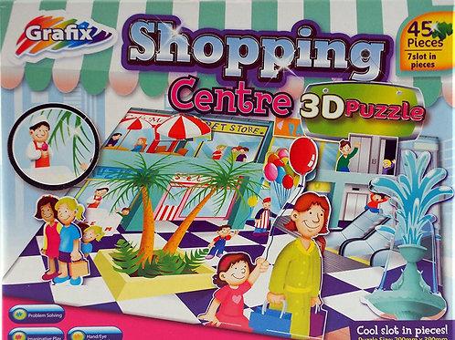 Puzzle - Shopping Centre 3D