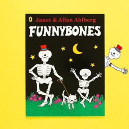 Funnybones by Janet & Allan Ahlberg