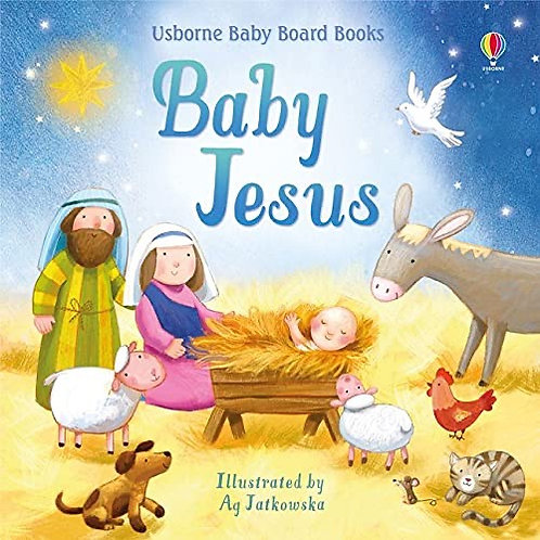 Usborne - Baby Jesus