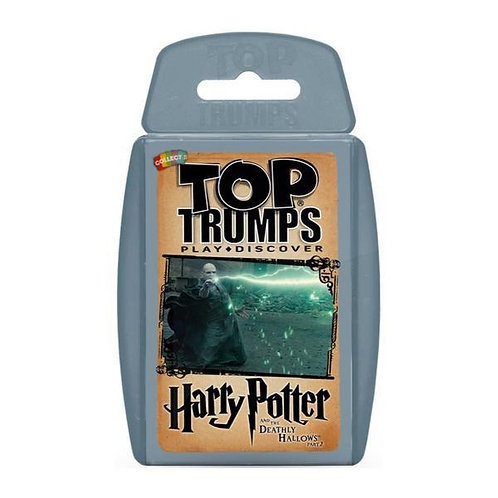 Top Trumps - Harry Potter & the Deathly Hallows
