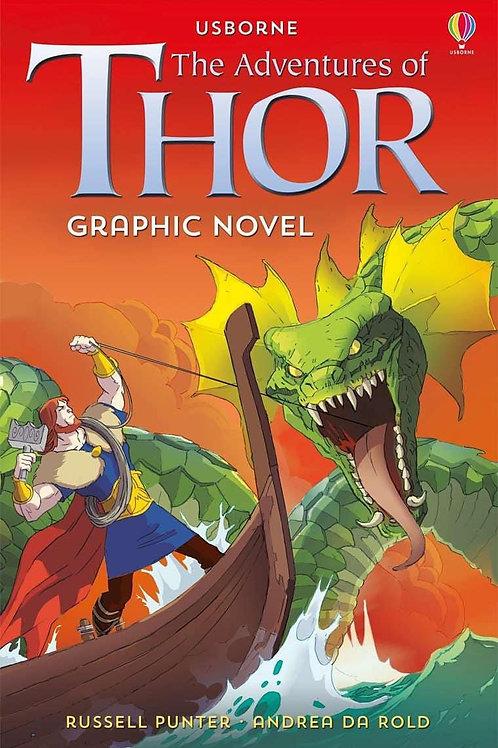 The Adventures of Thor - Usborne Graphic Novel