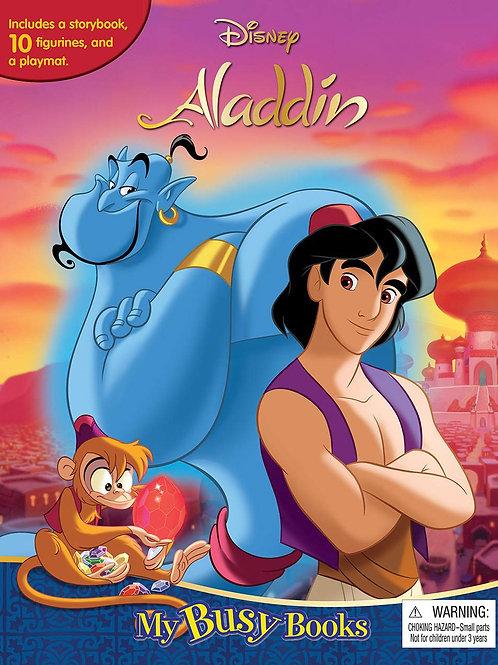 My Busy Books - Aladdin