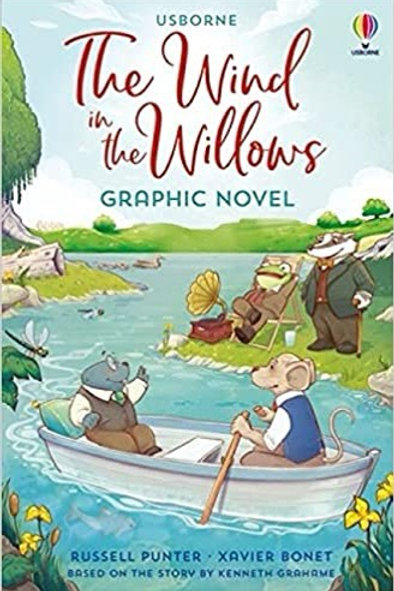The Wind in the Willows (Graphic Novel)