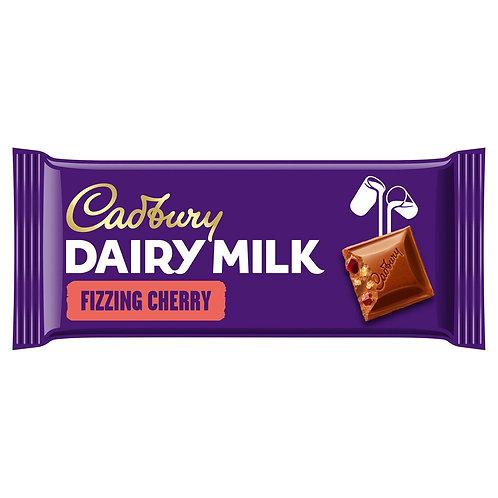 Cadbury Dairy Milk Fizzing Cherry
