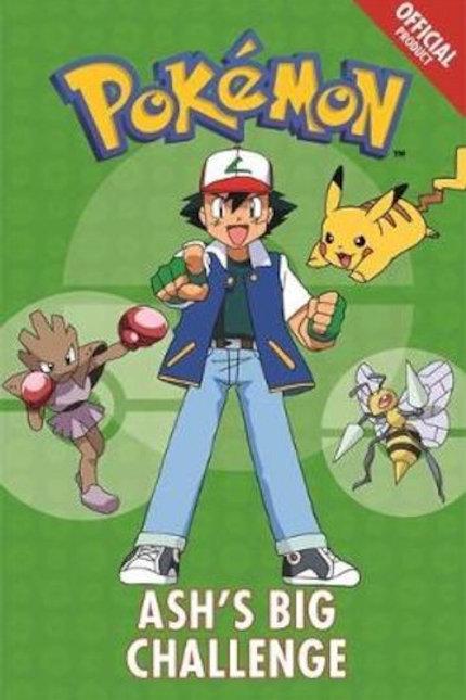 Pokémon Fiction: Ash's Big Challenge