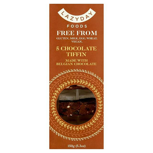 Chocolate Tiffin