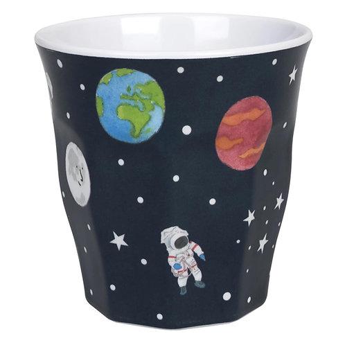 Space Childrens Melamine Beaker - Sophie Allport