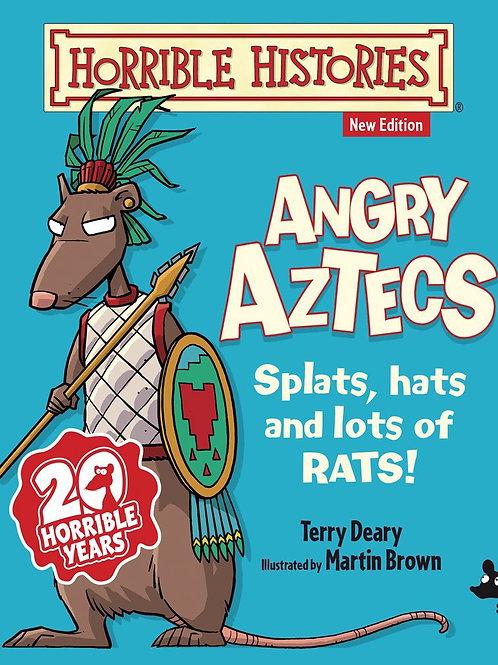 Horrible Histories - Angry Aztecs